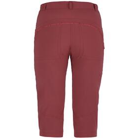 Directalpine Iris 3/4 Pants Women palisander/brick
